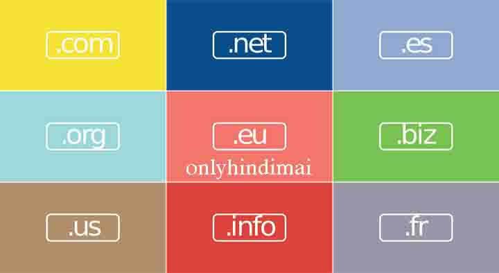 Domain Meaning In Hindi - Domain Kya hai In Hindi